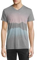 Sol Angeles Zion Landscape V-Neck T-Shirt, Multi