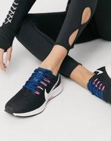 Nike Running Air Zoom Pegasus 36 in black