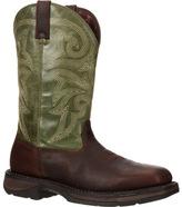 """Durango Men's Boot DWDB038 12"""" Western WP Workin"""" Rebel Steel Boot"""