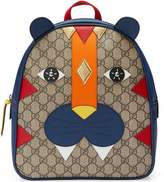 Gucci Children's tiger backpack