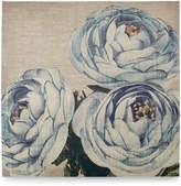 Graham & Brown Teal Petals Wall Art