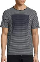 Madison Supply Men's Graphic Striped Tee - Stripe, Size xl [x-large]
