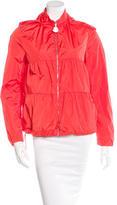 Moncler Lightweight Windbreaker Jacket