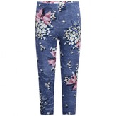 MonnaLisa MonnalisaBlue Lily Of The Valley Leggings