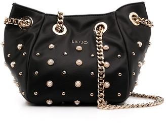 Liu Jo Studded Gathered Mini Bag