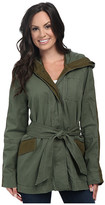 Lucky Brand Military Trench