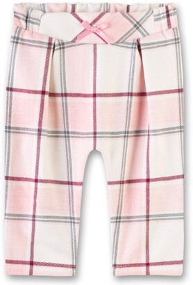 Sanetta Baby Girls' Pants Lined Trouser