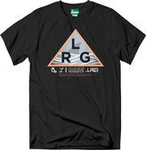Lrg Men's Shark Warning Graphic T-Shirt