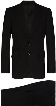 Tom Ford Single-Breasted Two-Piece Tailored Suit