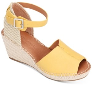 Gentle Souls by Kenneth Cole Women's Charli Espadrille Wedge Sandals Women's Shoes