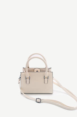 Ardene Small Faux Leather Crossbody Tote