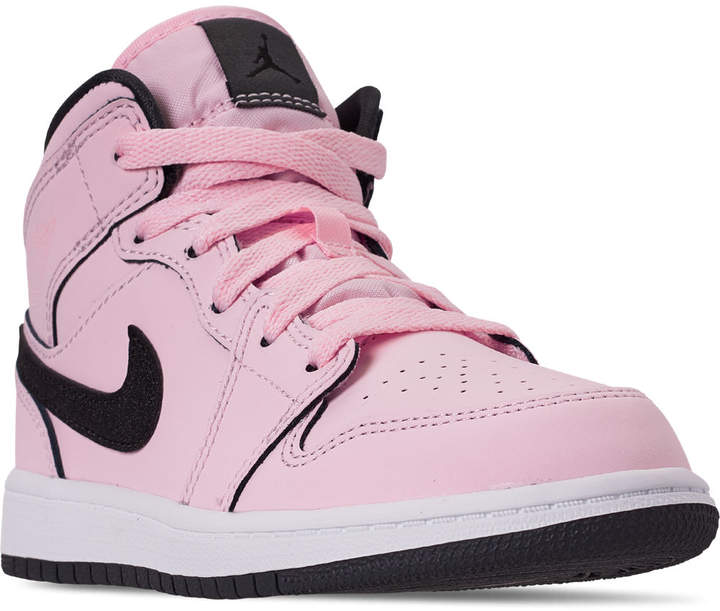 official photos 5a80b c25b6 Pink And Black Nike Air Jordan - ShopStyle