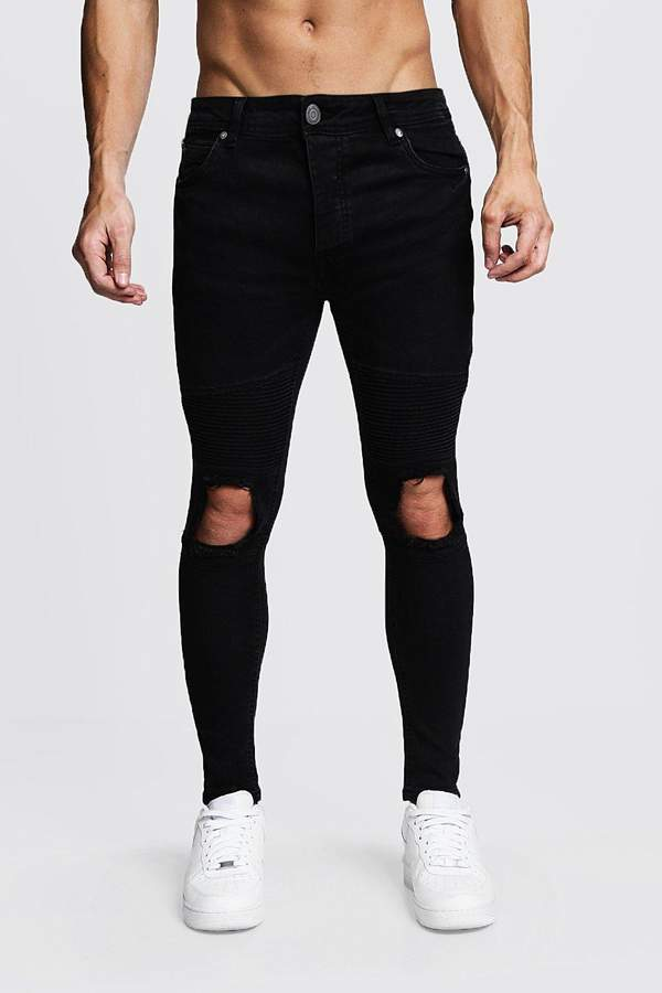 dcb3f2161e76 Ripped Knee Jeans Mens - ShopStyle Australia