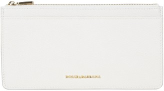 Dolce & Gabbana Logo Plaque Card Holder Card Holder