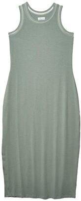 Columbia Slack Watertm Knit Maxi Dress (Red Lily) Women's Dress