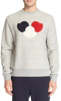 Moncler Men's 'Bells' Applique Sweatshirt