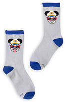 Disney Mickey Mouse Emoji Socks for Adults Cruise Line