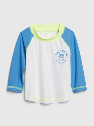 Gap Baby Long Sleeve Rash Guard