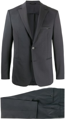 Tonello Single-Breasted Two Piece Suit