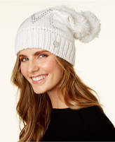 Betsey Johnson Love Knit Beanie