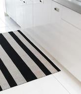 Chilewich Bold Stripe Indoor / Outdoor Shag Mat