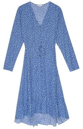 Rails Jade Dress Blue Wisteria - S