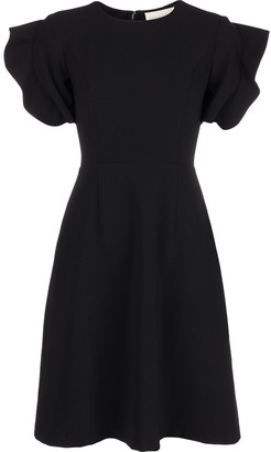 Sachin + Babi Harper ruffle sleeve dress