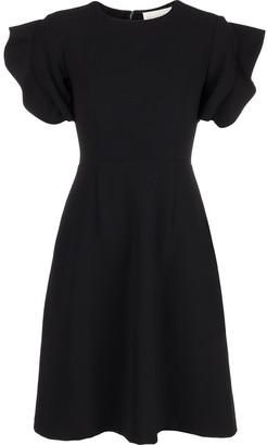 Sachin + Babi Harper ruffle sleeve dress