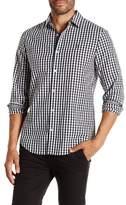 Original Penguin Long Sleeve Heritage Slim Fit Gingham Shirt