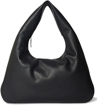 The Row Everyday Leather Shoulder Bag