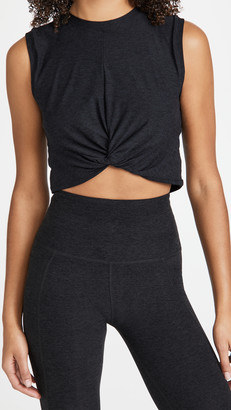 Beyond Yoga Twist of Fate Cropped Tank