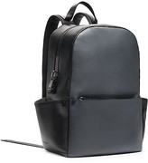 Calvin Klein Collection Bicolor Soft Calf Utility Backpack