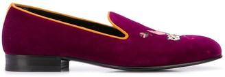 Gucci 576370FASF0 5261 burgundy/nectar Furs & Skins->Calf Leather