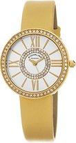 Stuhrling Original Women's 566.04 Vogue Yellow-Gold Stainless Steel Watch