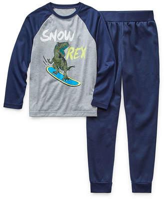 Arizona Boys 2-pc. Pant Pajama Set