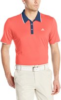 adidas Men's Climacool Branded Performance Polo Shirt, S