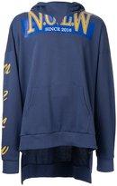 Miharayasuhiro oversized hoodie - men - Cotton - 46