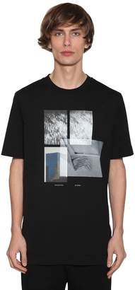 Alyx Recycled Print Cotton Jersey T-shirt