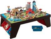 Kid Kraft Aero City Train Set and Table