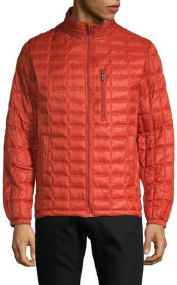 Rainforest Ripstop Quilted Jacket