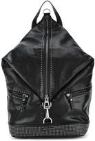 Jimmy Choo Fitzroy backpack - men - Goat Skin - One Size