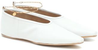 Stella McCartney Faux leather ballet flats