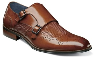 Stacy Adams Mabry Monk Strap Slip-On