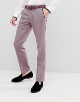 Noose & Monkey Super Skinny Tuxedo Suit Trousers