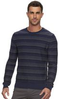Marc Anthony Men's Slim-Fit Striped Cashmere-Blend Sweater