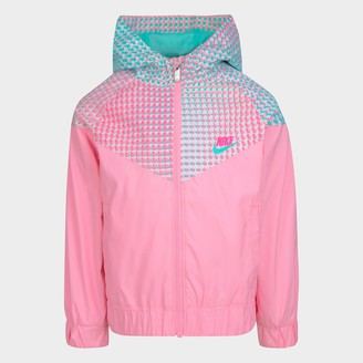 Nike Girls' Toddler Pixel Windrunner Jacket