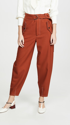 Marni Belted Trousers