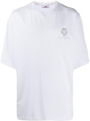 GCDS logo plaque T-shirt