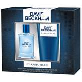Beckham Classic Blue EDT Gift Set 2 piece
