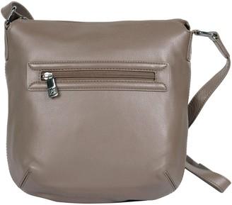 Hanson Karla RFID Dorothy Leather Crossbody Bag